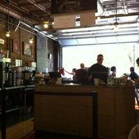 Photo taken at Zaleski & Horvath MarketCafe by Todd R. on 7/11/2012