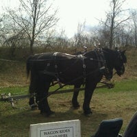 Photo taken at DeLano Homestead by Wendy C. on 3/18/2012