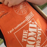 Photo taken at The Home Depot by Connor on 7/22/2012