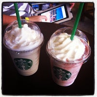 Photo taken at Starbucks by André C. on 8/26/2012