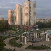 Photo taken at ТЦ «ВИТ» by Valeri S. on 9/1/2012