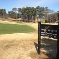 Photo taken at Cobblestone Golf Course by Jason N. on 3/4/2012