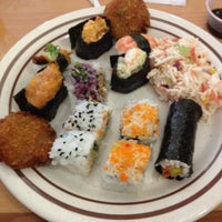 Photo taken at Sushi On by Kevin O. on 8/22/2012