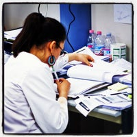 Photo taken at SEMM European School of Molecular Medicine by Roberto A. on 9/12/2012