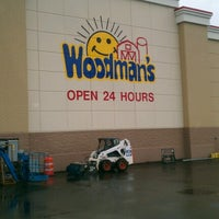Photo taken at Woodman's Food Market by Jay S. on 8/16/2012