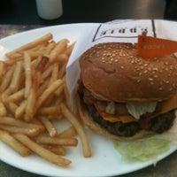Photo taken at Eddie Fine Burgers by Paula T. on 7/25/2012