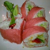 Photo taken at Ahi Sushi by Jen R. on 4/4/2012