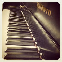 Photo taken at Hvidsten Hall of Music by Jennifer J. on 9/7/2012