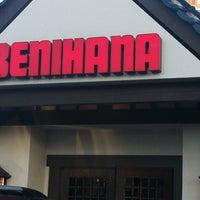 Photo taken at Benihana by Stewy ®. 🕟-10 on 9/2/2012