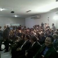 Photo taken at OABSP - Casa do Advogado by Thiago C. on 8/29/2012
