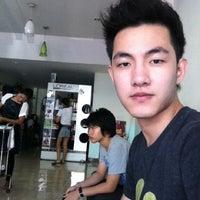 Photo taken at ร้านตัดผม-KELY by Pongchai C. on 2/26/2012