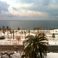 Photo taken at Hotel San Giorgio by Alice S. on 2/11/2012
