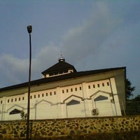 Photo taken at Masjid Darurrozaq by Bayu Y. on 3/24/2012