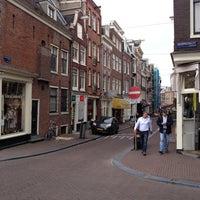Photo taken at 9 Straatjes by Micah M. on 7/6/2012