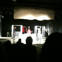 Photo taken at Teatro pedro de la barra by Camila J. on 4/30/2012