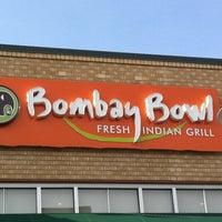 Photo taken at Bombay Bowl by Chris R. on 5/13/2012