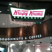 Photo taken at Krispy Kreme by Benjamin E. on 4/30/2012