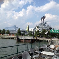 Photo taken at Intrepid Sea, Air & Space Museum by Darryl M. on 9/7/2012