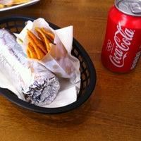 Photo taken at Mexigo Burrito Bar by Matt A. on 8/10/2012