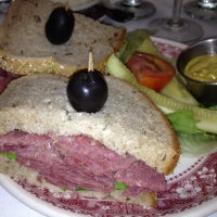 Photo taken at Musso & Frank Grill by Jim A. on 9/8/2012