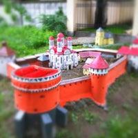 Снимок сделан в Львівський палац мистецтв / Lviv Art Palace пользователем Jenny 5/8/2012