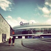 Photo taken at O2 arena by Lukáš Nathaniel B. on 7/7/2012