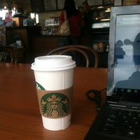 Photo taken at Starbucks by Lesley on 5/31/2012