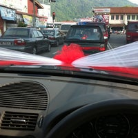 Photo taken at Car Magic Car Wash by Eric L. on 3/17/2012