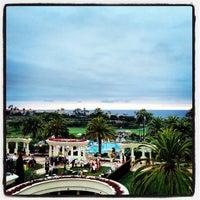 Photo taken at Monarch Beach Resort by Joey T. on 6/5/2012