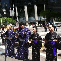Photo taken at Japan Block Fair by Jay M. on 5/20/2012