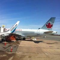Photo taken at Halifax Stanfield International Airport (YHZ) by Erik F. on 5/1/2012