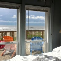 Photo taken at Sea Isle Beach House by Stephanie on 8/19/2012