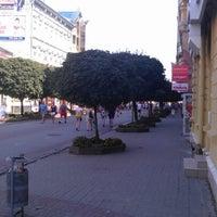 Снимок сделан в Стометровка пользователем Viktor M. 8/25/2012