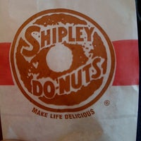 Photo taken at Shipley Do-Nuts by Melvin M. on 4/22/2012