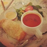 Photo taken at Cozy Tea by Javan R. on 5/31/2012