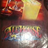Photo taken at Miller's Sanford Ale House by Heather on 8/17/2012