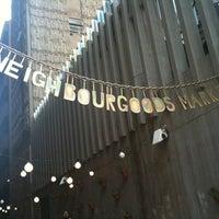 3/31/2012 tarihinde Egman E.ziyaretçi tarafından Neighbourgoods Market'de çekilen fotoğraf
