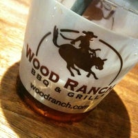 Photo taken at Wood Ranch BBQ & Grill by Genevieve S. on 7/29/2012