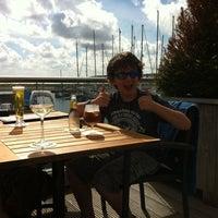 Photo taken at Havenpaviljoen De Dining by Rob K. on 7/12/2012