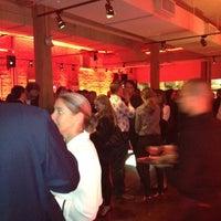 Photo taken at Crush Wine Bar by David P. on 9/12/2012
