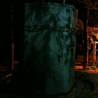 Photo taken at 칠보산 광어재 약수터 by Seogwon J. on 6/12/2012