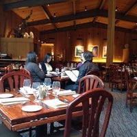 Photo taken at Mountain Room Restaurant by Jim M. on 5/6/2012