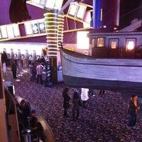 Photo taken at Cineplex Cinemas Mississauga by Justin D. on 2/18/2012