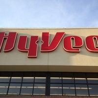 Photo taken at Hy-Vee by Joe C. on 3/25/2012