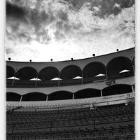 Снимок сделан в Plaza de Toros Nuevo Progreso пользователем Bernardo D. 8/8/2012