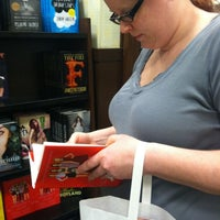 Photo taken at Barnes & Noble by Rj S. on 3/15/2012