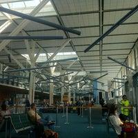 Photo taken at International Terminal by David G. on 6/27/2012