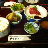 Photo taken at 豊科ばんどこ by nemopai on 5/5/2012