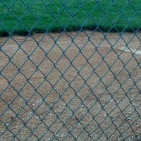 Photo taken at Russiaville Baseball Diamond by Jen G. on 5/12/2012