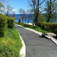 Photo taken at Sea Garden by Анна Г. on 4/22/2012